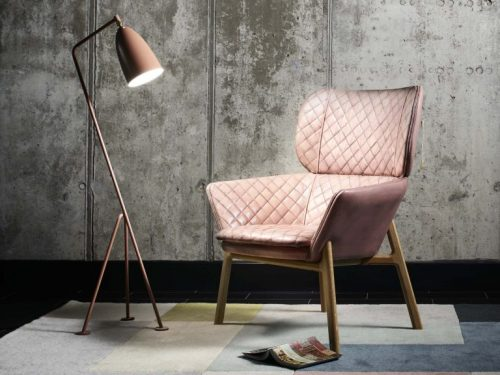 Xavier chair by fleming and howland